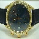 台北流當品 流當手錶 原裝 Omega 歐米茄 18K金 超霸 計時 自動 男錶 9成5新
