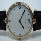 台北流當品拍賣 流當手錶 CARTIER 卡地亞 18K金 三色金 石英 女錶 9成5新