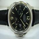 台中流當品拍賣 流當手錶 原裝 PANERAI 沛納海 PAM090 自動 動力儲存 男錶 9成9新