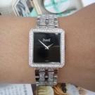 流當手錶拍賣 原裝 PIAGET 伯爵 Protocole 大使 18K金 中排鑽 9成5新 喜歡價可議